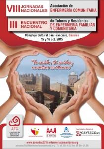Cartel-VIII-Jornadas-Nacionales-Asociación-de-Enfermería-Comunitaria-y-III-Encuentro-Nacional-de-Tutores-y-Residentes-de-EFyC