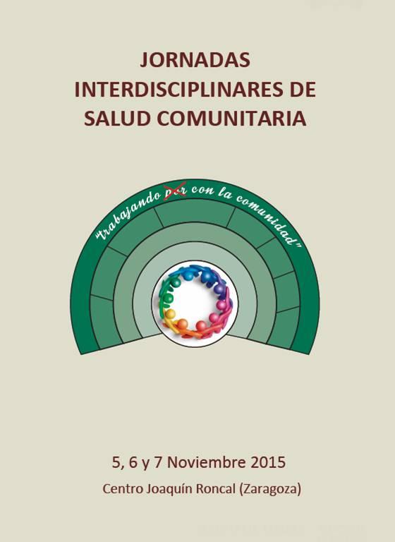 congreso de zaragoza trabajando con la comunidad 2015