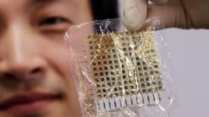 Nano Sensores para detectar cancer de mama