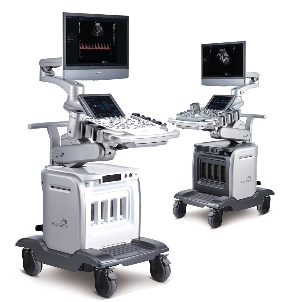 Nuevo ecografo en Radiología
