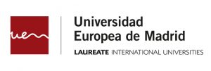 LOGO Universidad europea de madrid